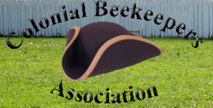 I'm a member of the Colonial Beekeepers Association